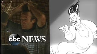 Never-Before-Seen Outtakes of Robin Williams in