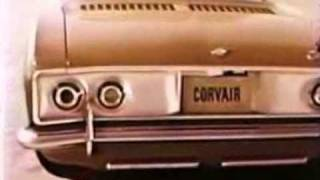 1965 Chevrolet Corvair Commercial
