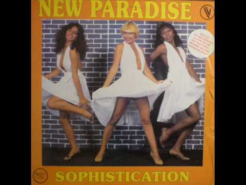 New paradise - sophistication [1983].wmv