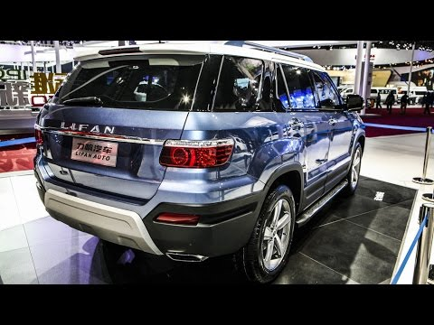 Lifan X70 NEW