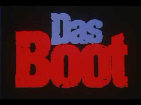 Das Boot - Trailer.