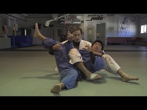Coaching Judo: Submission - Olympic Coaching Tips Image 1