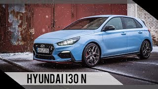Hyundai i30 N Performance | 2018 | 2017 | Test | Review | Fahrbericht | MotorWoche