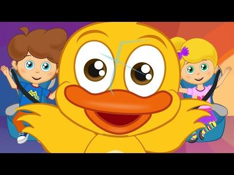 Sevimli Dostlar ile Kemerini Bağla - Çizgi Film Çocuk Şarkıları 2017 - YaygaraTV B
