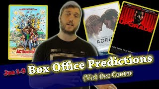 Upgrade, Action Point & More Box Office Predictions - Rec Center