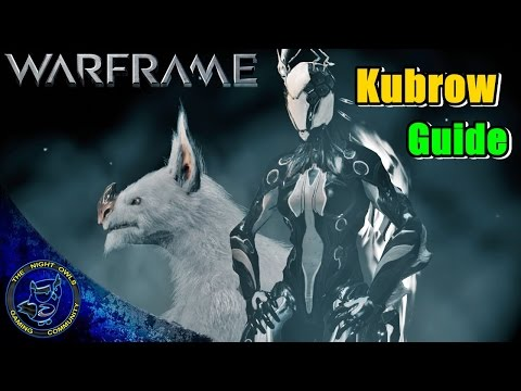 Warframe: Howl of the Kubrow | Genetic Foundry Guide | Part 1