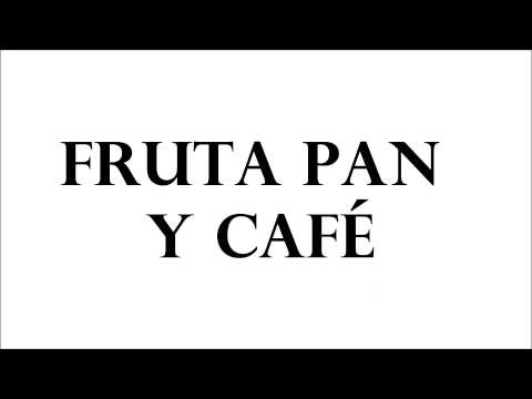 Fruta y té (LETRA) Gepe