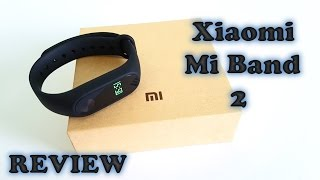 Xiaomi Mi Band 2 REVIEW - in English