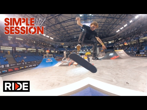 Chase Webb, Adrien Bulard & More - Simple Session 2017 Finals