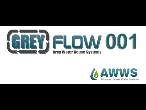 Grey Flow 001 Plug & Play Tankless Greywater Diverter