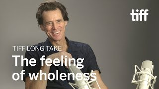 JIM CARREY | Characters, Comedy, and Existence | TIFF Long Take