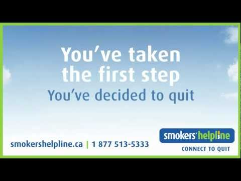You've taken the first step and we're here to help you with the next. But even the most committed to quit, may sometimes slip, that's why you have all our re...