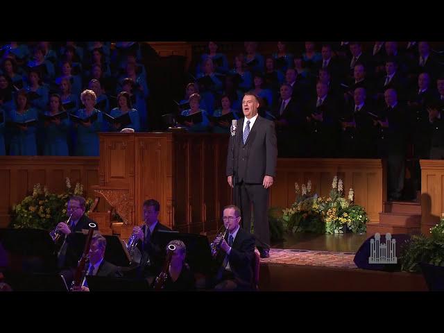 What a Wonderful World - Bryn Terfel and the Mormon Tabernacle Choir