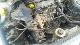 Car For Parts - Renault MEGANE 1996 1.9L 47kW Diesel
