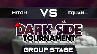 Mitcho_smo vs Equan_   Group Stage   GSA SMO Dark Side Speedrun Tournament Spring 2019