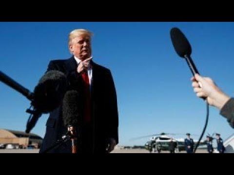 Trump threatens to cancel Putin meeting after Kerch Strait incident