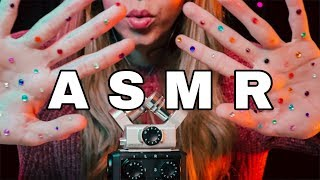 ✋🏻 🤚🏻 ASMR para Dormir Mouth Sounds + movimiento de Manos | Love asmr