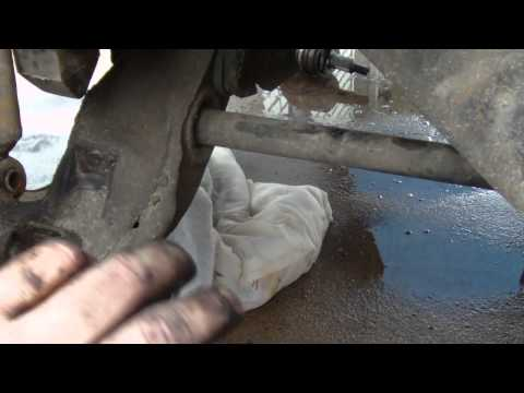 Removing Lower Ball Joint on a 97 Suburban