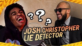 """I've Been JELLYFAM."" Josh Christopher vs LaMelo Ball & Talks BEEF With Overtime On Lie Detector!"