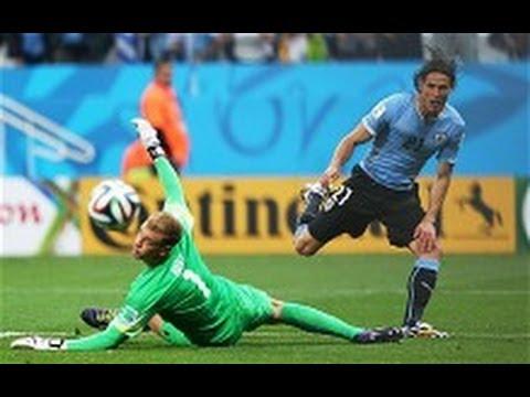 Luis Suarez win GOAL Uruguay 2 England 1  - 2014 FIFA World Cup [REVIEW]