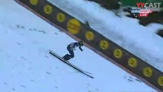 PLANICA 2013 Anders Jacobsen TERRIBLE FALL !!! 22/03/2013 PLANICA