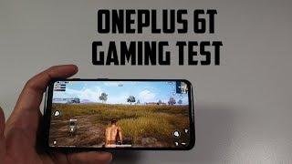 OnePlus 6T Gaming test after updates! Snapdragon 845 PUBG/ARK Mobile/Still Flagship
