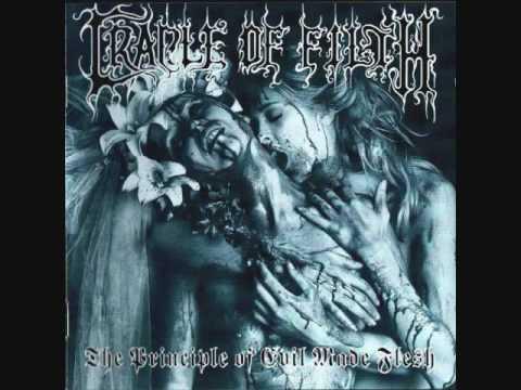Cradle Of Filth - A Murder of Ravens in Fugue