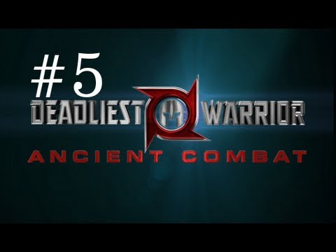 Deadliest Warrior: Ancient Combat (legends) Gameplay Part 5 - Back To What You Love video