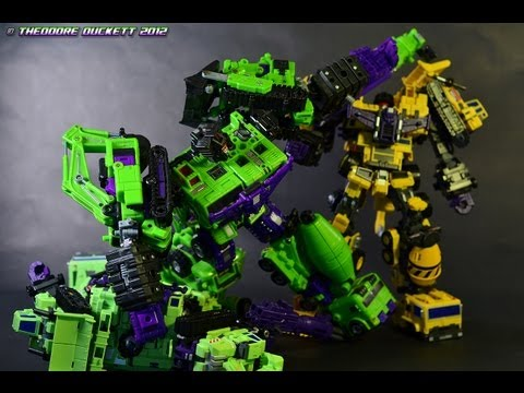 Toy Review: Comparison of MakeToys Giant, MakeToys Giant Type61, and TFC Toys' Rage of Hercules