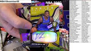 NBA 10 BOx Mixer #85 LBB