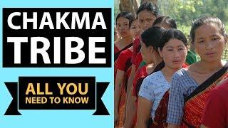 Chakma Tribe controversy (English) in Arunachal Pradesh Tripura Assam Mizoram & Bangladesh