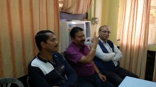 Officers from Narcotics Dept. Odissa visit VVMDRC Howrah_20_12_2014