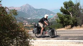 Bicycle Tour West Turkey - Istanbul to Antalya