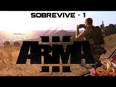 ARMA 3 - Sobrevive - Campaña episodio 1 | Situación desesperada