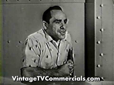 2 Vintage Yogi Berra Commercials Video