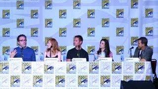 Comic-Con 2013 - Intelligence Panel - Part 1