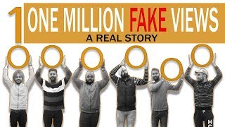 One Million Views   A Short Film About Youtube Fake Views   Based on True Story   BBM 2018