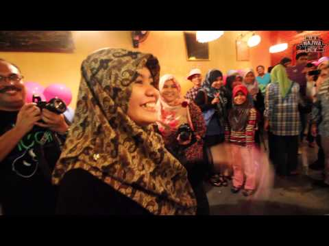 Suprise Birthday Najwa Latif Ke 18 video