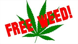You May Be Eligible For Free Marijuana!