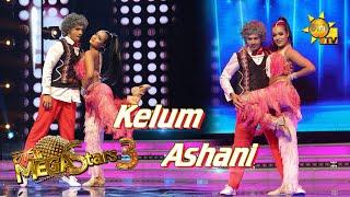Kelum Shree with Ashani Mega Stars 3 | FINAL 09 | 2021-08-15