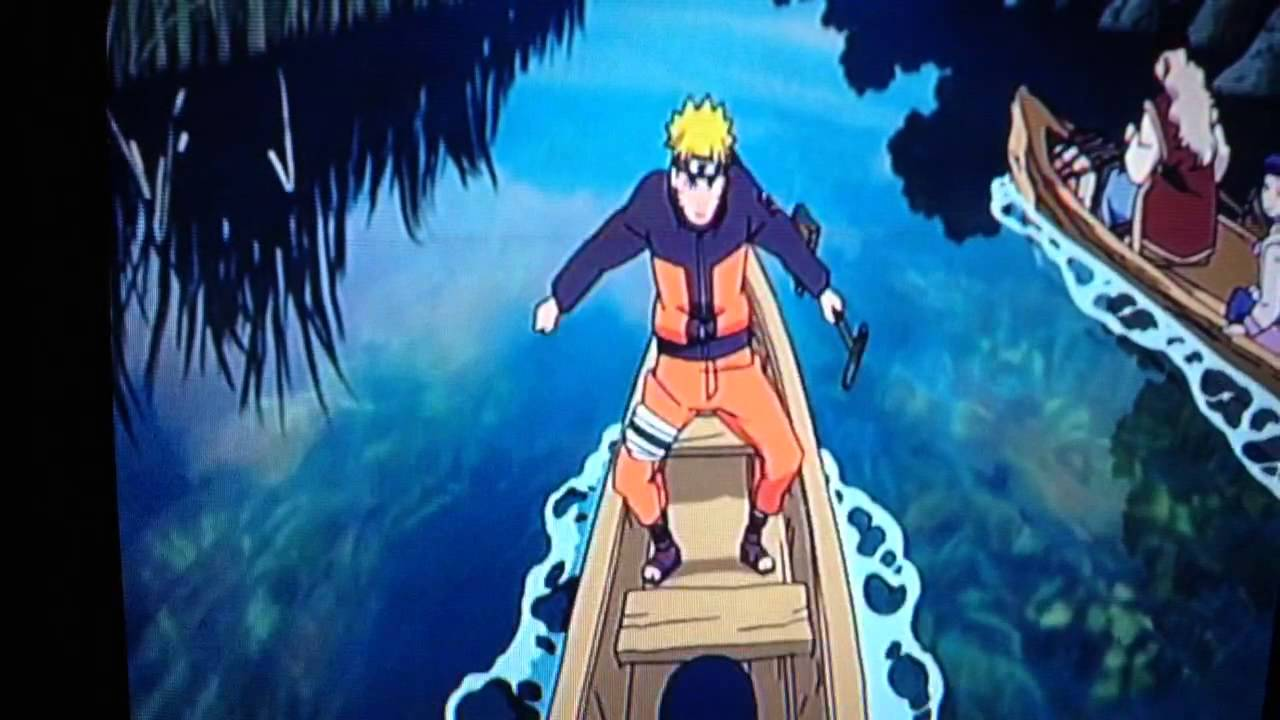 Naruto Shippuden Trailer Movie 2 HQ No rain no rainbow  lyrics