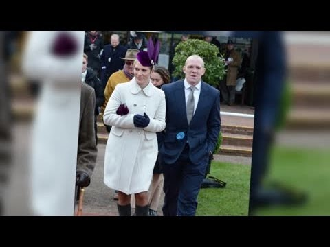 Another Royal Baby! Zara Phillips and Mike Tindall Expecting First Child - Splash News