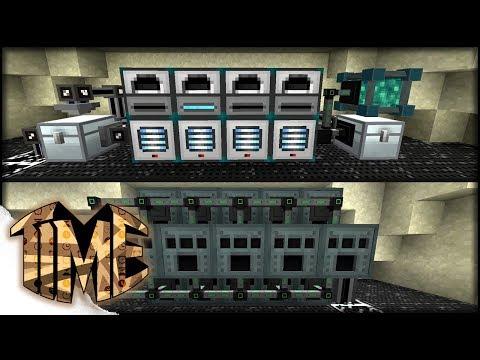 Maschinen die jeder in seinem Technik Modpack bauen sollte! | Minecraft Time #46
