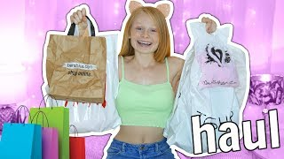 HUGE SHOPPING SPREE VLOG + HAUL!!! 🛍️😱 *omg*