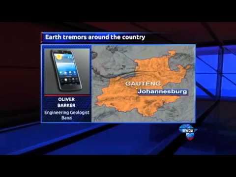 5.3 magnitude earthquake hits South Africa