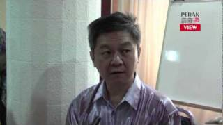 Perakview - PC Dato Lee Chee Leong about agricultural lease - 21 Jan 2010