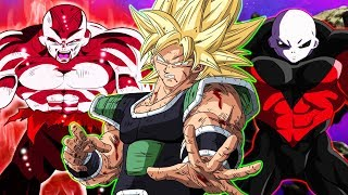 BROLY VS JIREN! The Unstoppable Vs The Strongest! Team Battle   Dragon Ball Z Budokai Tenkaichi 3