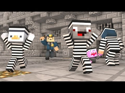 Minecraft WHO'S YOUR DADDY? - WIR BRECHEN AUS! WHOS YOUR DADDY IN MINECRAFT
