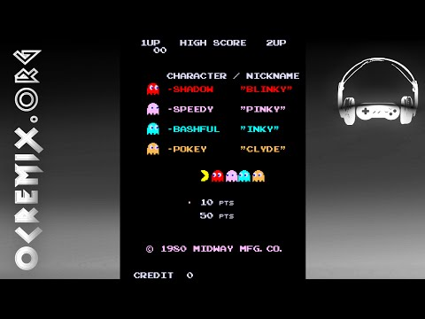 OC ReMix #2734: Pac-Man 'Cloud Garden' [Start Music] by Tommy Tallarico & Dweezil Zappa