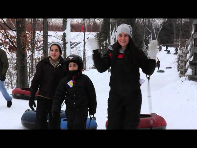Snowshoes & Tubing...in Perfect Harmony!